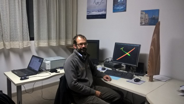 Massimiliano Fontana, CFD Specialist and Design Engineer, Porto Ricerca.