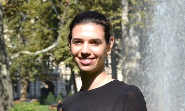 Tessa Uroić, Ph.D. Candidate & Assistant, Faculty of Mechanical Engineering and Naval Architecture, University of Zagreb.