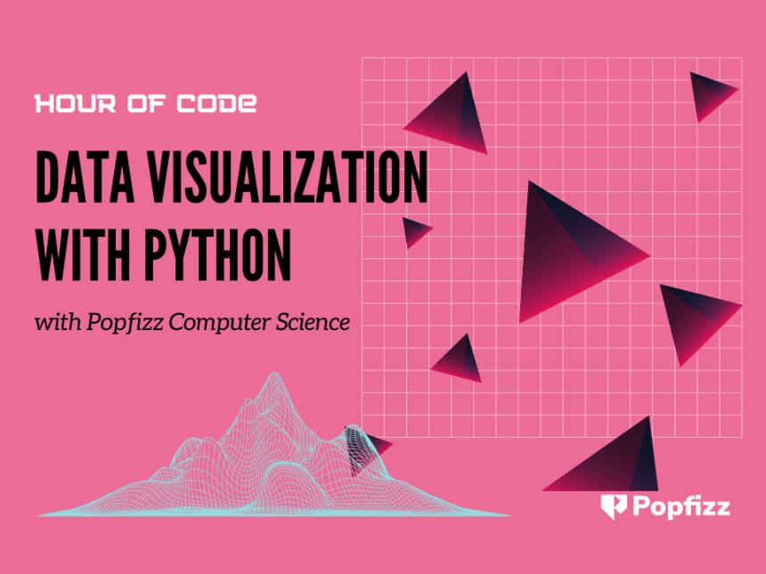 Data visualization with Python