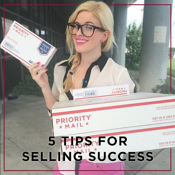012015_posh tip_selling success