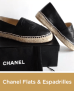 Chanel Flats and Espadrilles