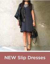 New Slip Dresses