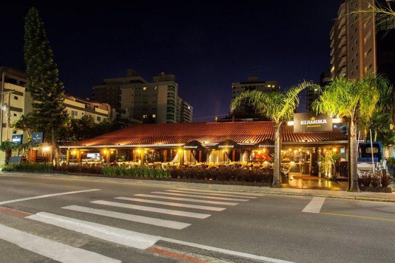 restaurante em itapema Keamura