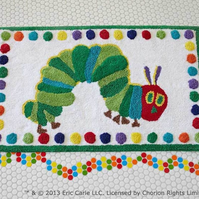 The Very Hungry Caterpillar™ Bath Mat