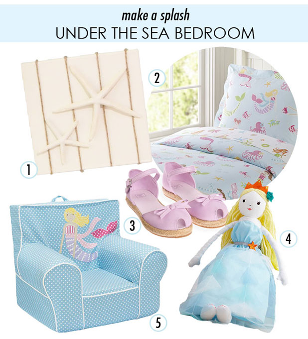 UnderTheSeaBedroom