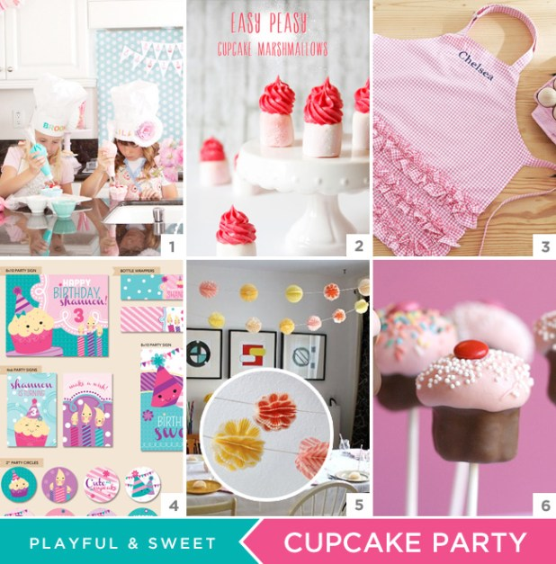 HWTMcupcake-party-ideas