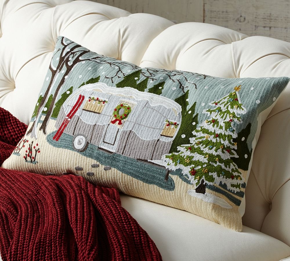 Holiday Giveaway Win One Of Our Cute Camper Pillows