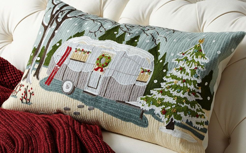 camper pillow