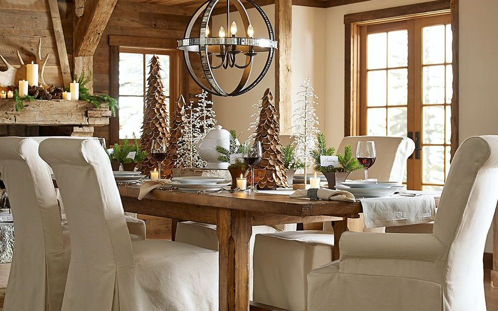 Tony S Top 10 Tips How To Decorate A Beautiful Holiday Home Pottery Barn