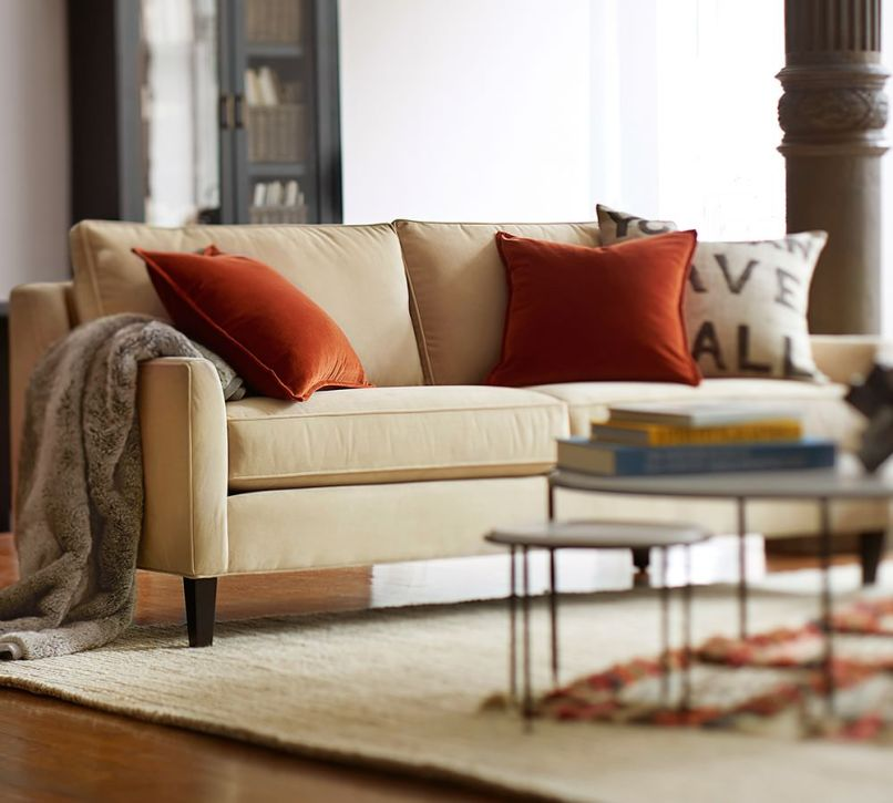 Say O To Pottery Barn S Performance Fabric Collection