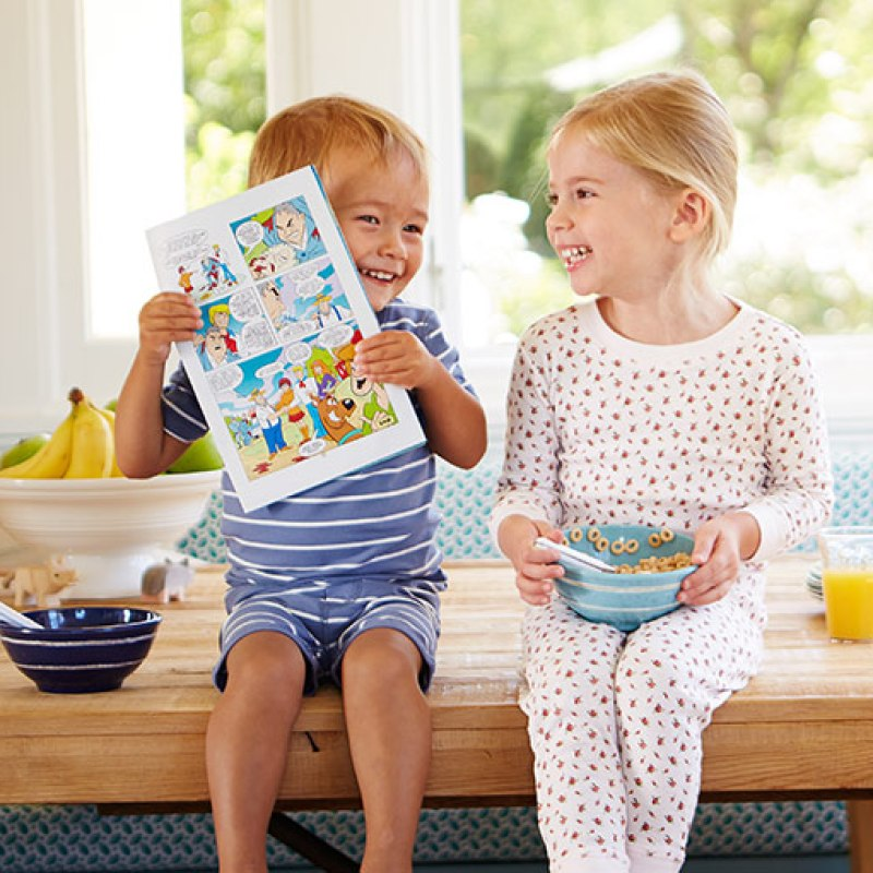 CerealRecipes-Kids