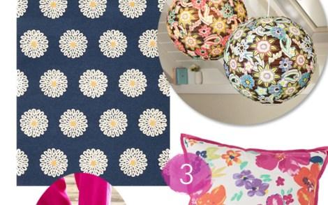 Pretty Prints - Floral Fever 1