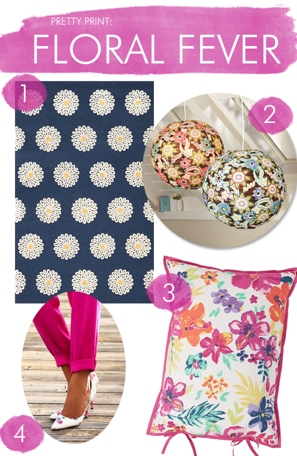 Pretty Prints - Floral Fever 1
