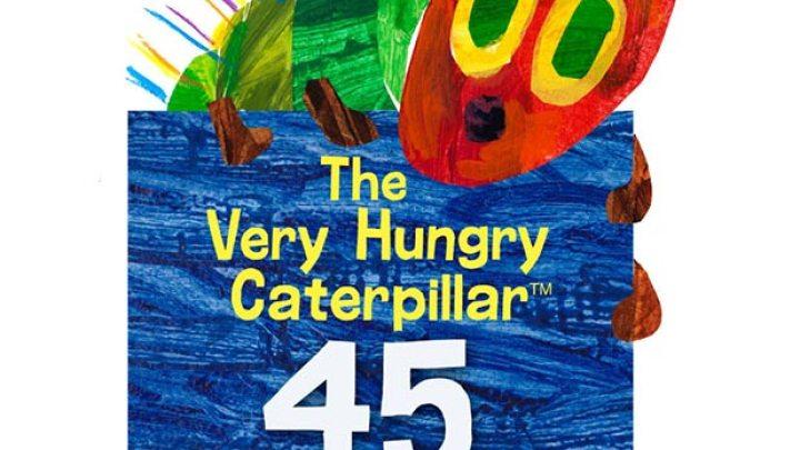 TheVeryHungryCaterpillar-45Anniversary
