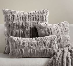 ruched-faux-fur-pillow-cover-gray-o