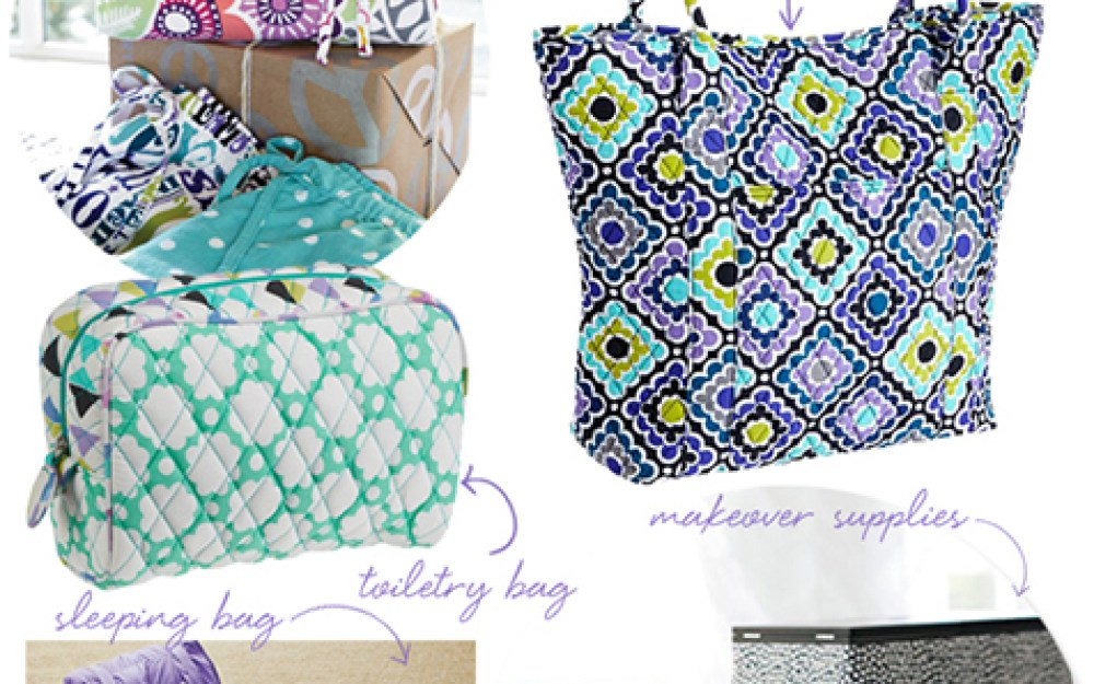 The Ultimate Sleepover Packing List Pottery Barn