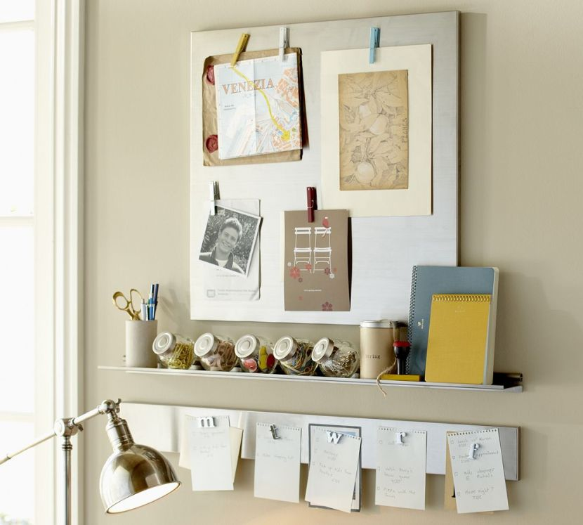 Pottery Barn Wall Shelves: Small Space Solutions: 5 Ways With Wall Shelves