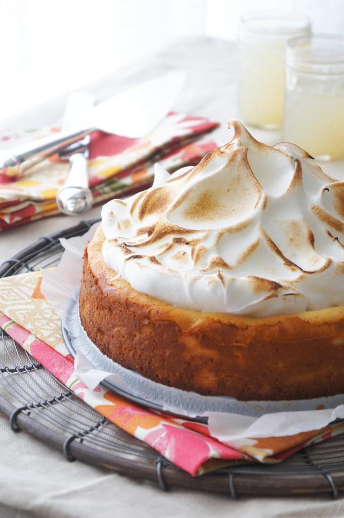 Dreamy Spanish Ricotta Cheesecake Recipe By Sugary Amp Buttery