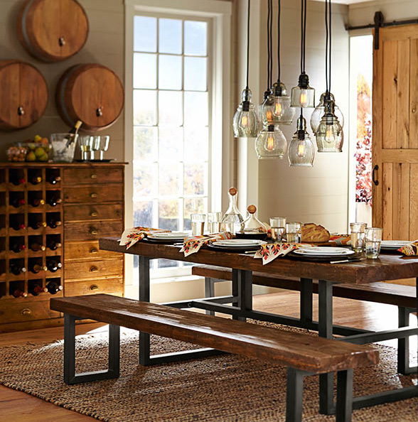 10 Decorating And Design Ideas From Pottery Barn S Fall