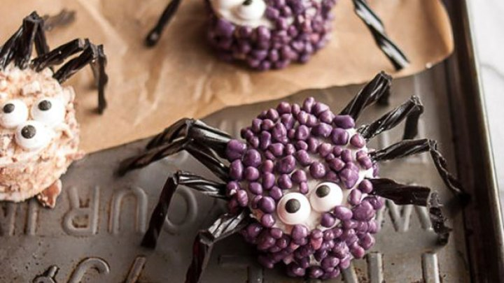 MarshmallowSpiders