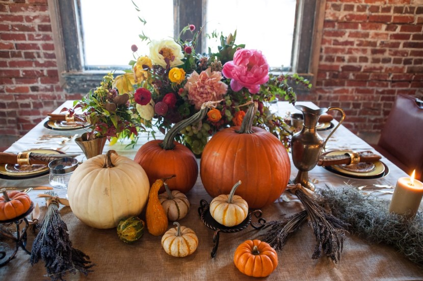 Thanksgiving Centerpiece Paprika Southern