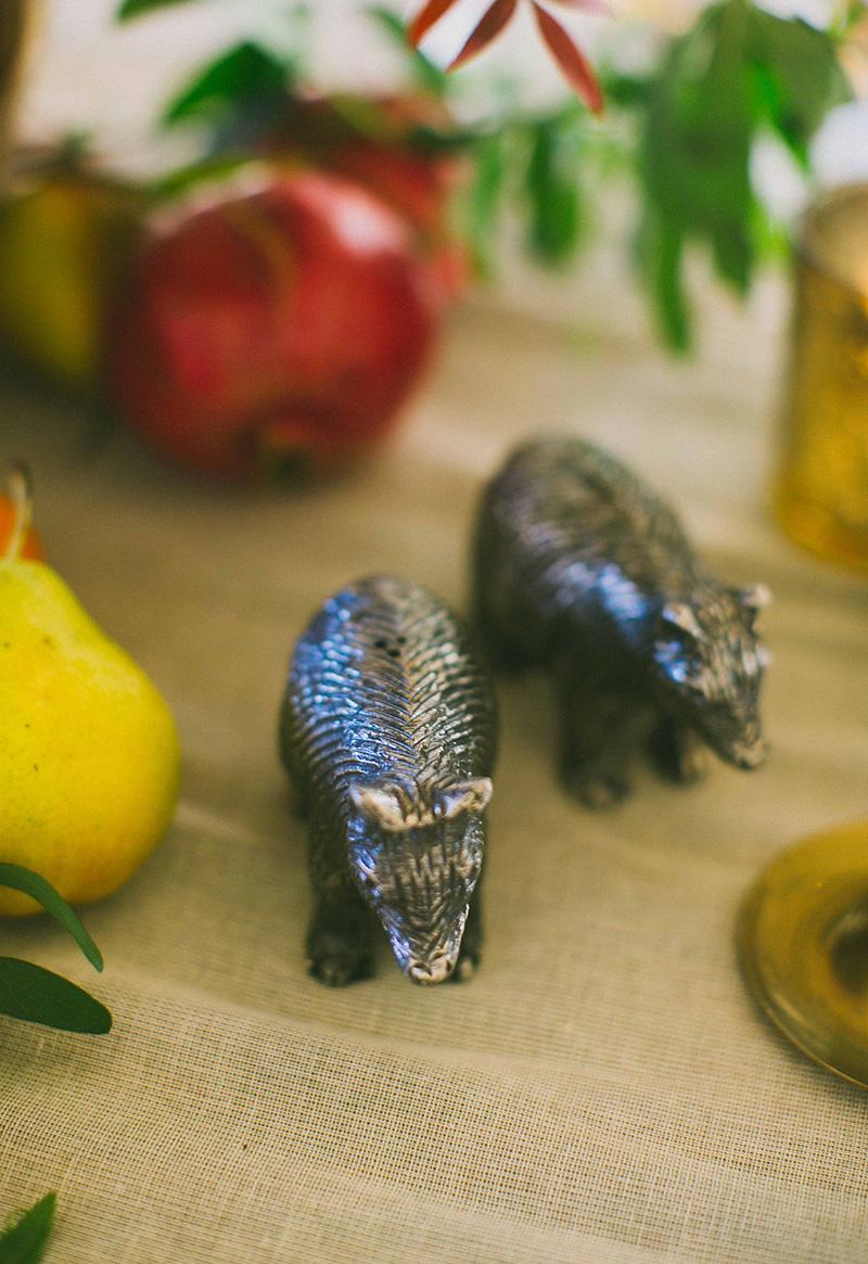 bear salt and pepper