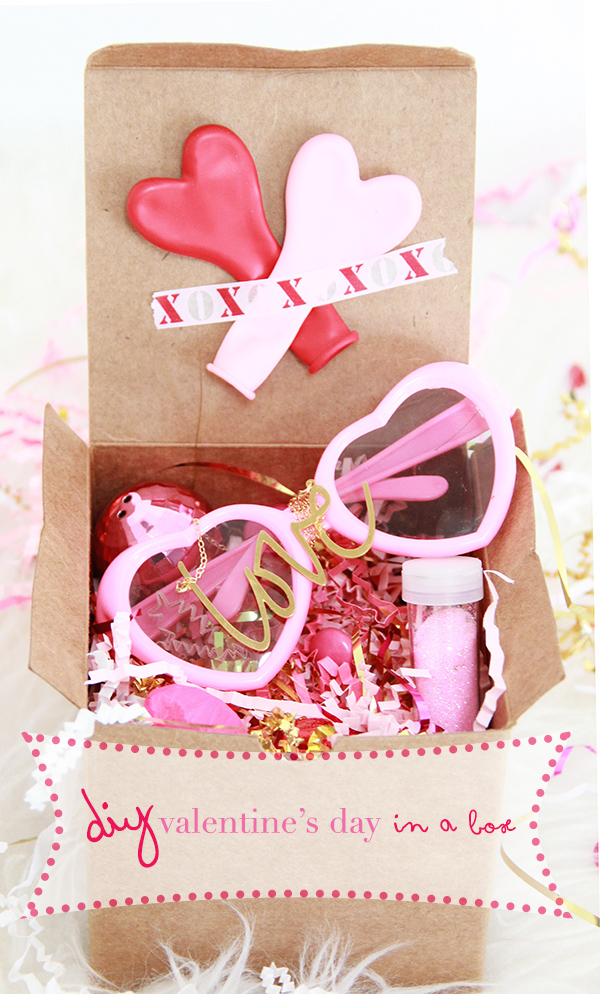 Valentine S Day In A Box Diy Pottery Barn