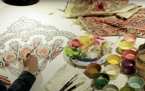 Behind the Design: Heritage Paisley, Designed by Us