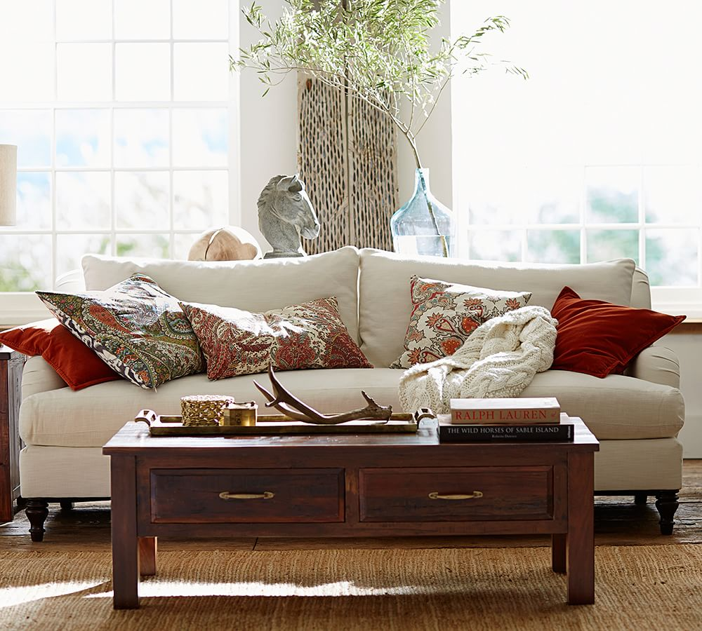 Pottery Barn Wood Furniture Quality: Behind The Design: Our New Reclaimed Wood Collection