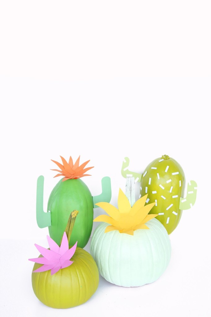 DIYCactusPumpkin7