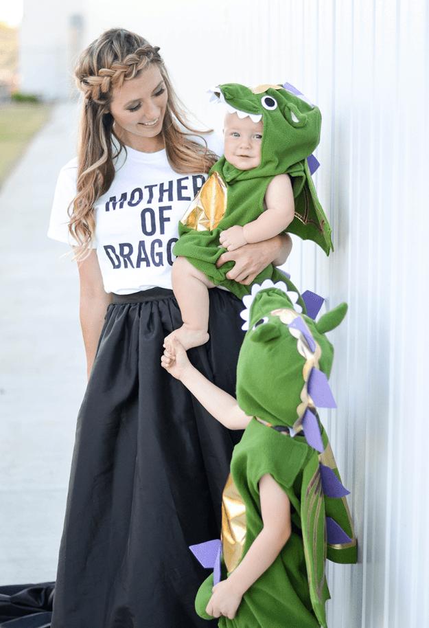 Mom And Child Costume Ideas