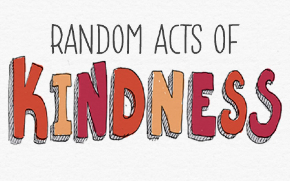 Random Acts Of Kindness On World Kindness Day Pottery Barn