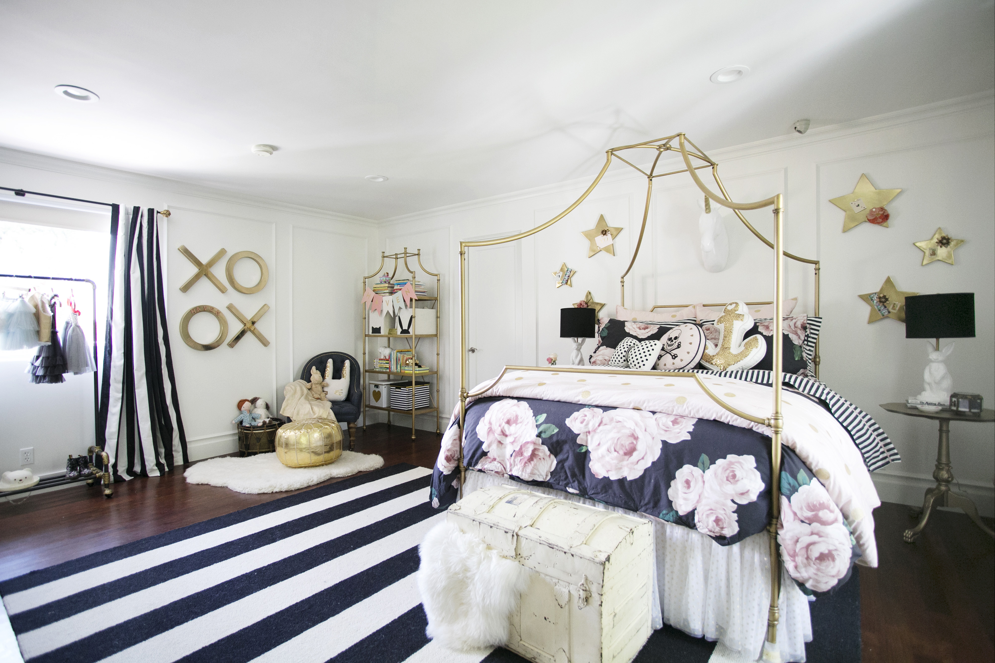 How To Transition A Kid's Room into A Dream Teen Room ... on Teen Rooms For Girls  id=85651