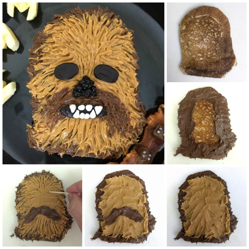 chewbacca Collage