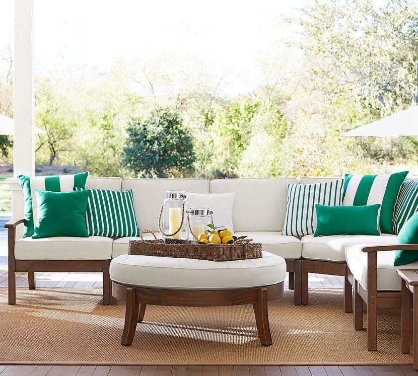 Pottery Barn Outdoor Furniture: Four Benefits Of Eco-Friendly Outdoor Furniture