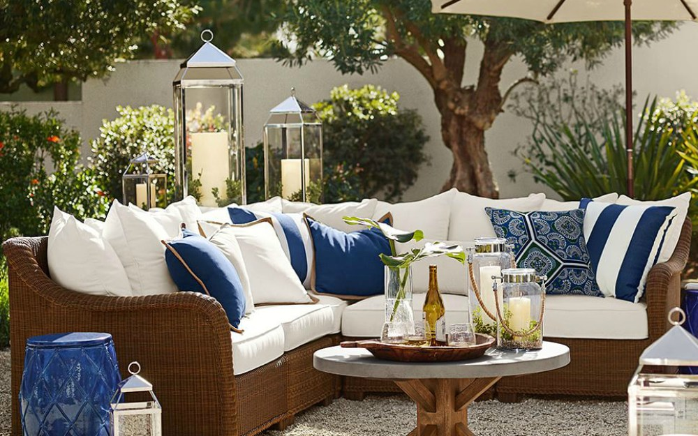 How Your Garden Can Improve Your Well Being Pottery Barn