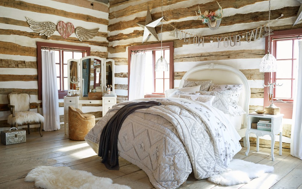 How To Make The Perfect Rustic Lodge Bed