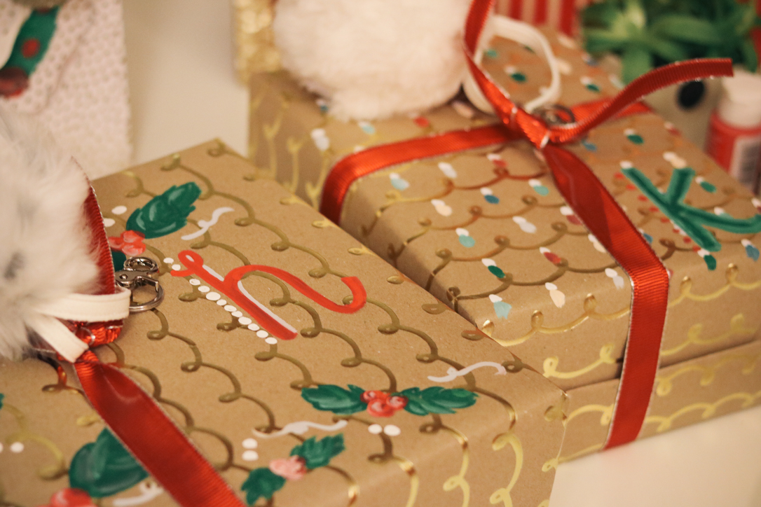 Diy Gift Wrapping Pottery Barn