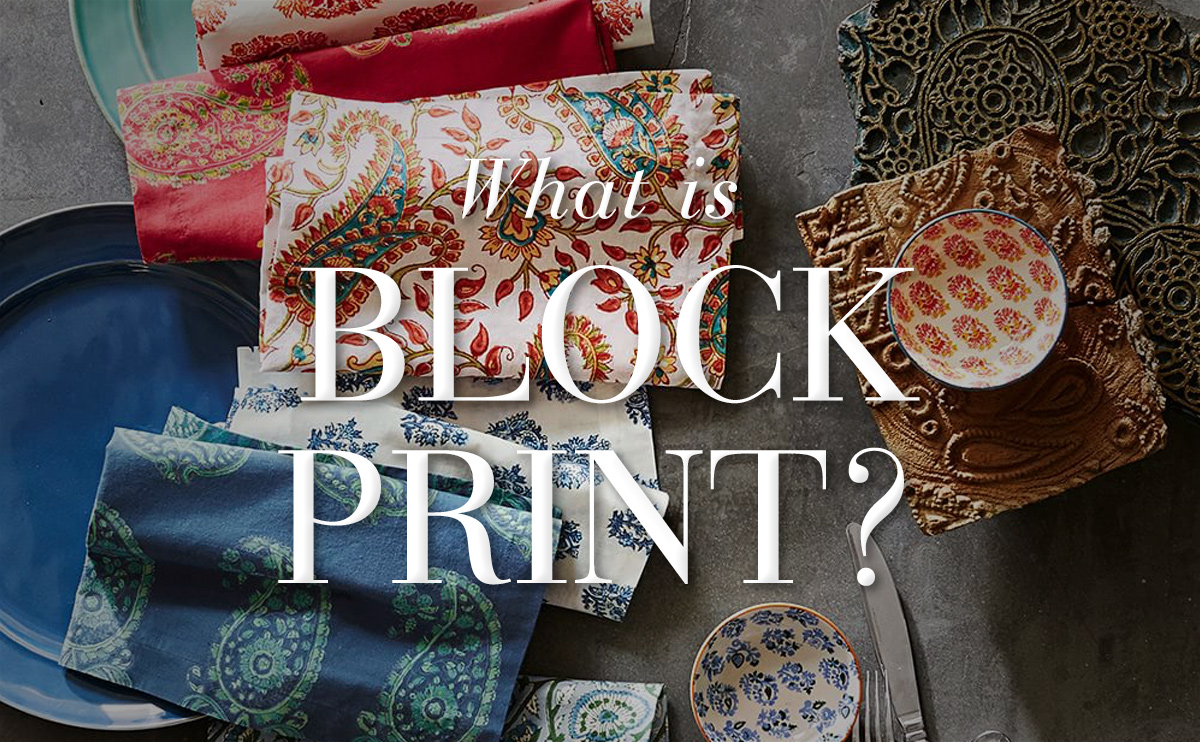 What is Block Print?