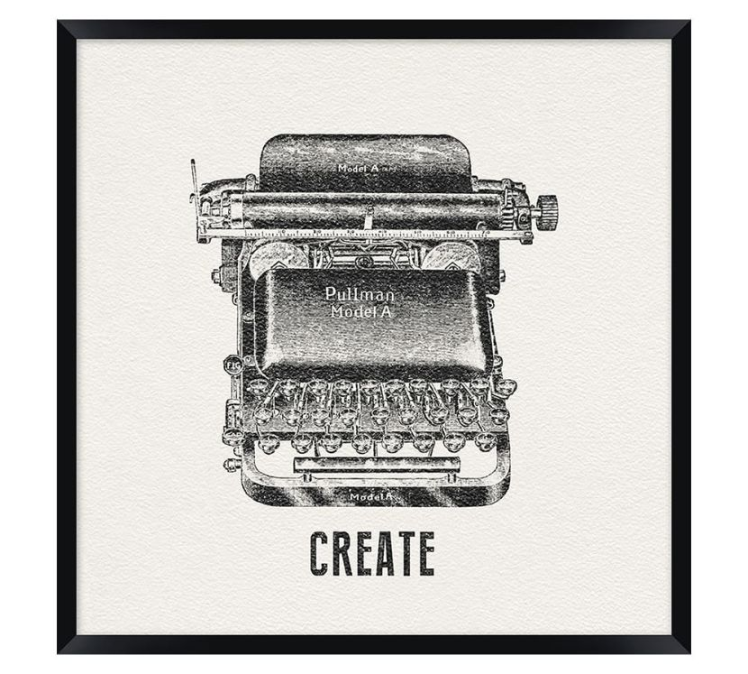 vintage-office-icons-framed-print-create-z