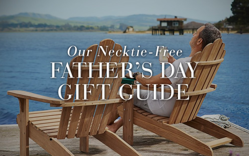 Thanks, Dad: Father's Day Gift Guide