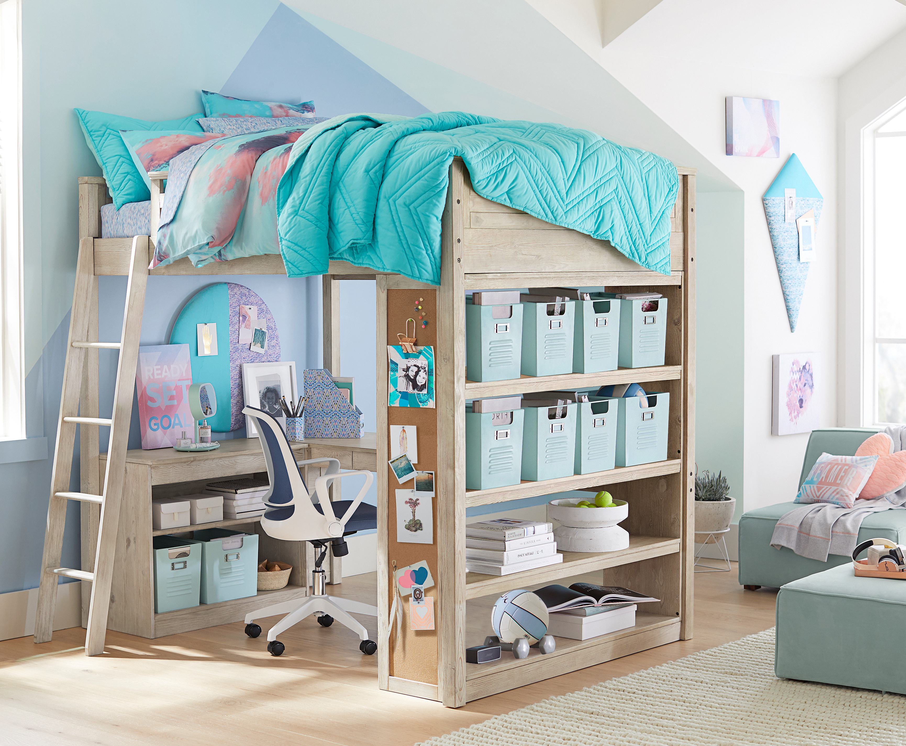 ivivva Loft Bedroom