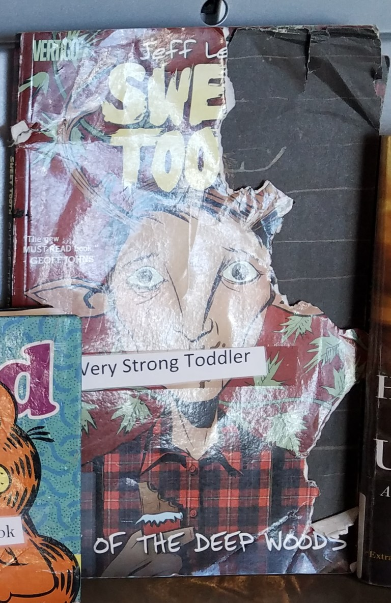 StrongToddler