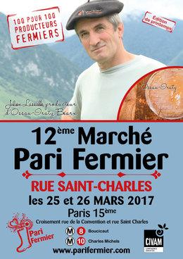 pari fermier rue saint charles