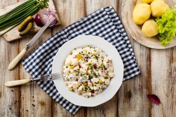 recette de salade piemontaise