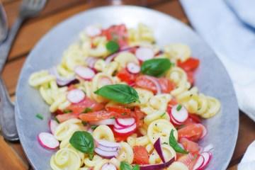 recette de salade de pates