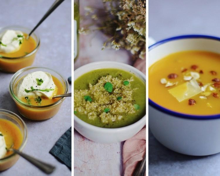 idées recettes pour soupe