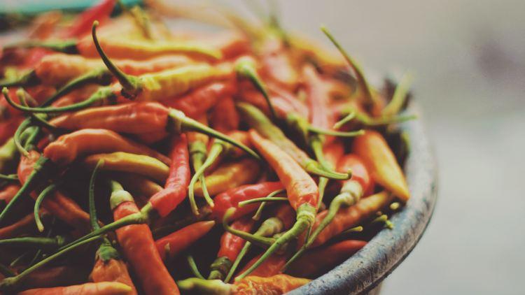 l'origine du piment et ses propriétés