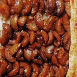 comment cuisiner une tarte aux mirabelles