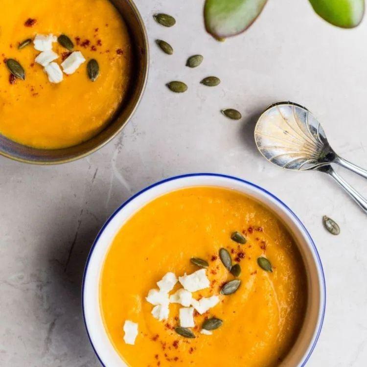 soupe potiron detox